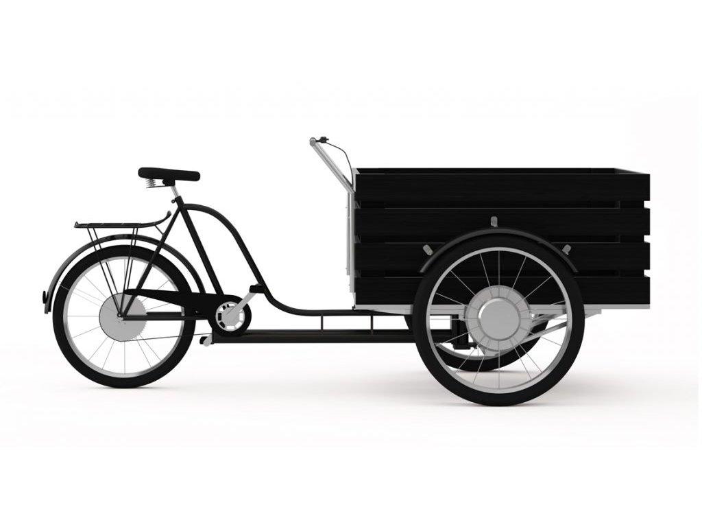 Cargo Bike - přepravní kolo