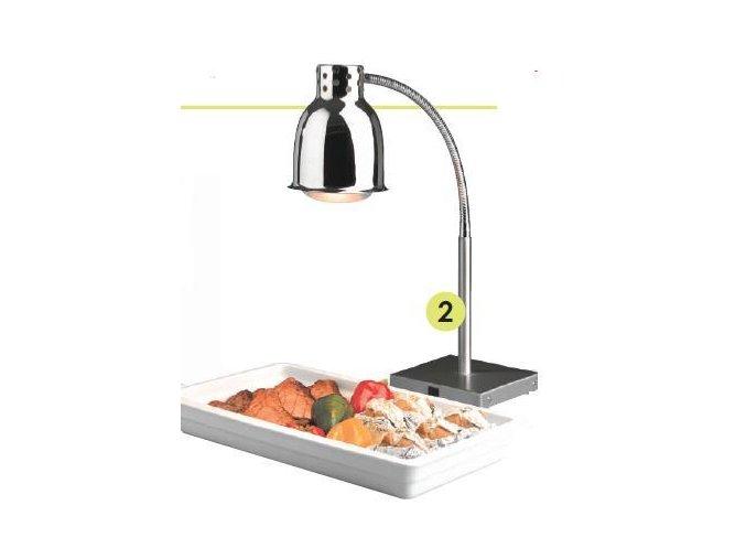Lampa infra Scholl