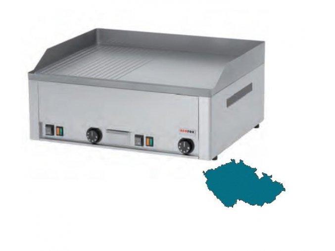 Grilovací deska FTHR 60 E - kombinovaná