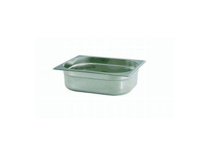 Gastronádoba GN 1/2 objem 9,5 litrů 150hl