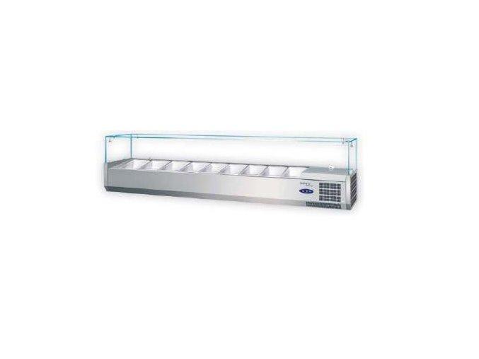 Chladící vitrína VSCH 150
