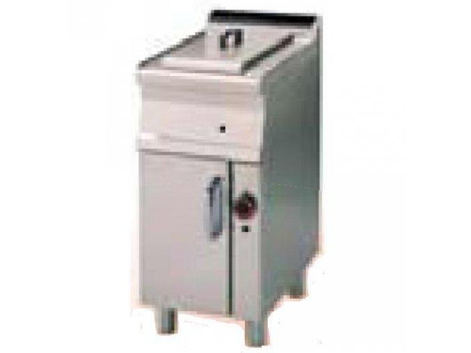 Fritéza plynová  F18-74G  18 l, 13,5kW