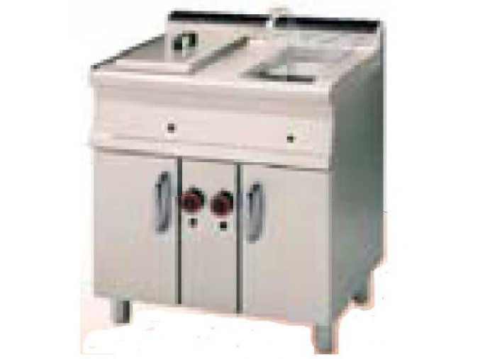 Plynová fritéza  F2/13-78G
