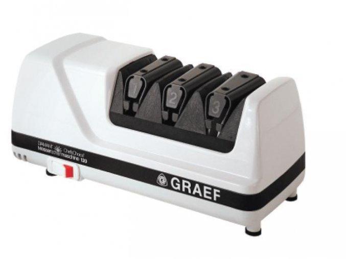 Brusič  nožů GRAEF CC 120