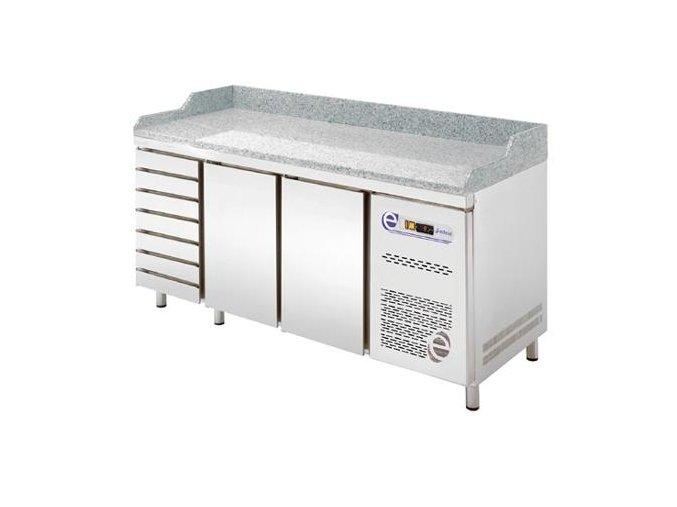 Pizza chladící stůl TP8-200