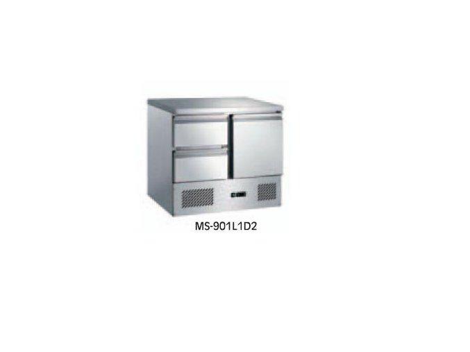 Chladící stůl Saladeta MS-901L1D2