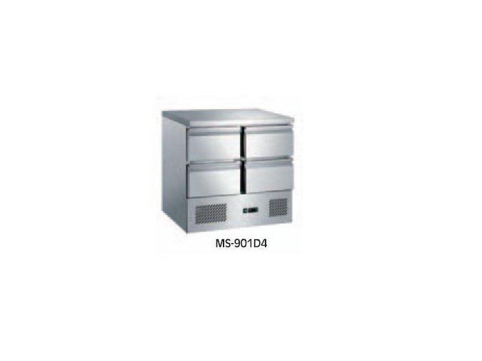 Chladící stůl Saladeta MS-901D4