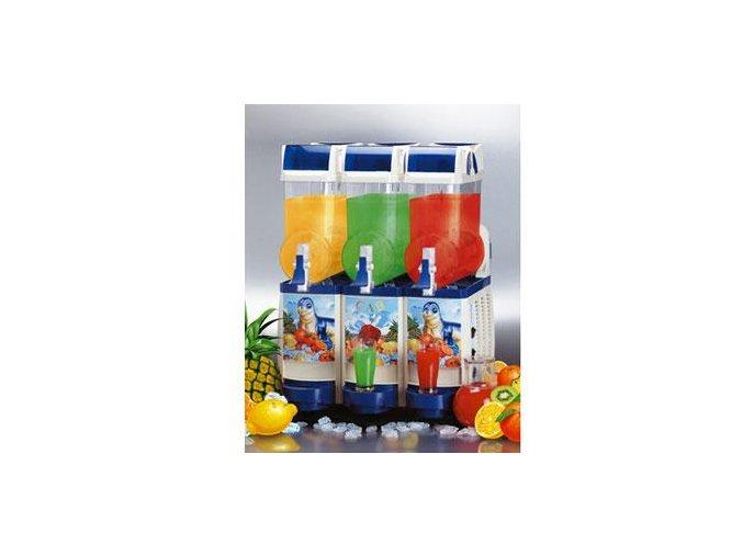 Výrobník a vířič chlazených nápojů New Fast-cold 3