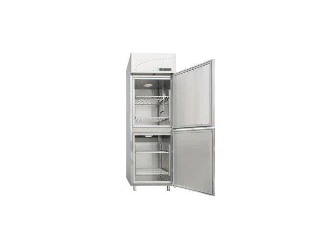 Lednice nerezová 560l