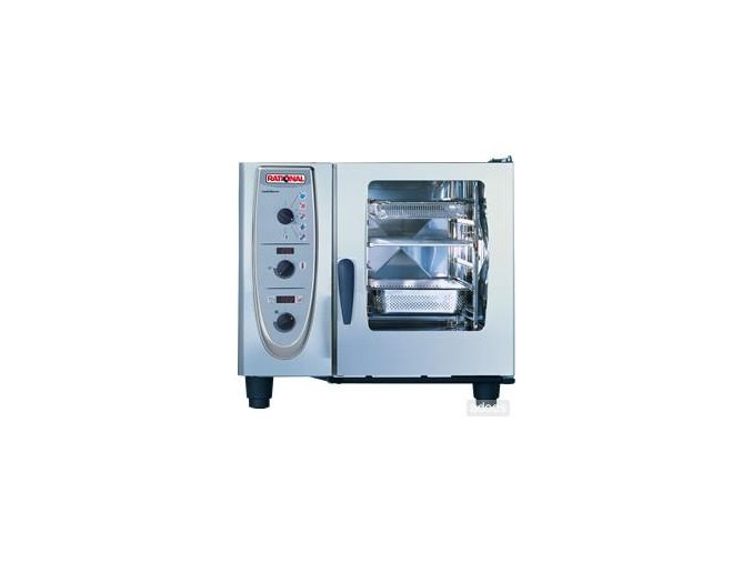 Konvektomat RATIONAL CombiMaster CM Plus 61E