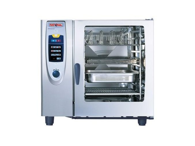 Konvektomat Rational SelfCooking Center SCC 102 G