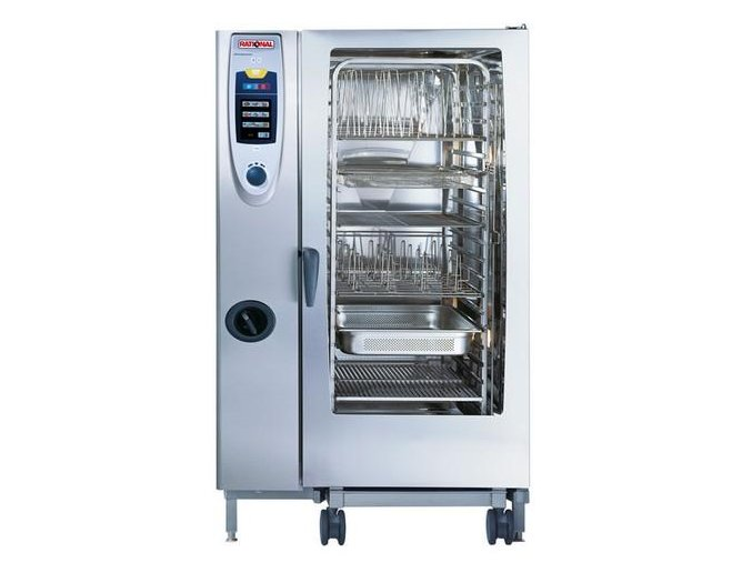 Konvektomat Rational SelfCooking Center SCC 202 G