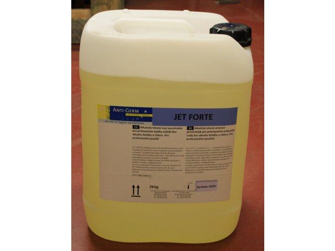 Mycí prostředek  JET FORTE 26