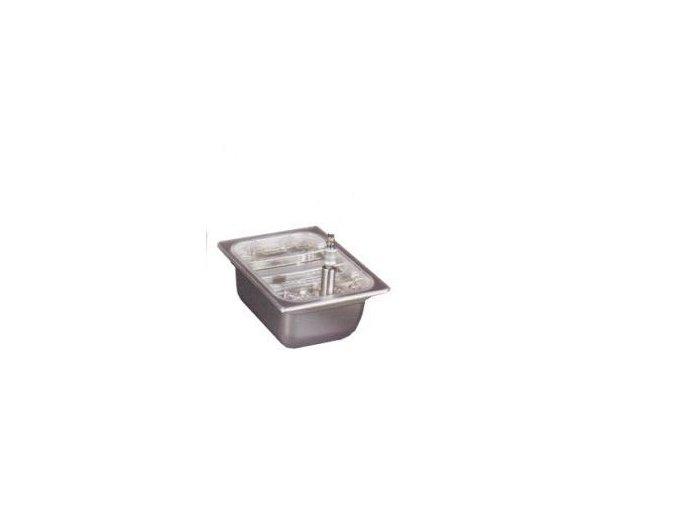 Nádoba zesílená GN 1/2-150 VacBox