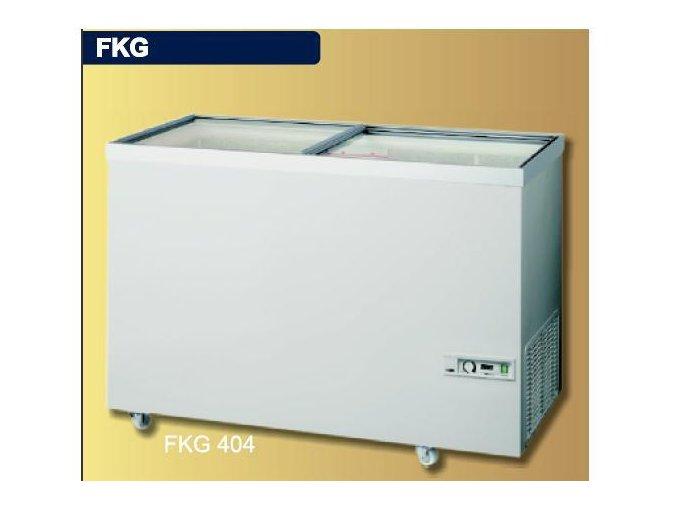 Pultová chladnička prosklená FKG 404