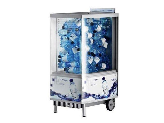 Chladící box na nápoje POS COOLER 72L