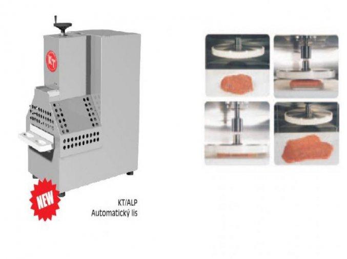 Automatický lis na maso KT/ALP