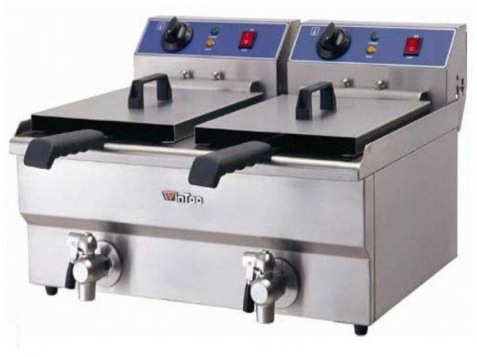 Elektrická fritéza EF-102 V