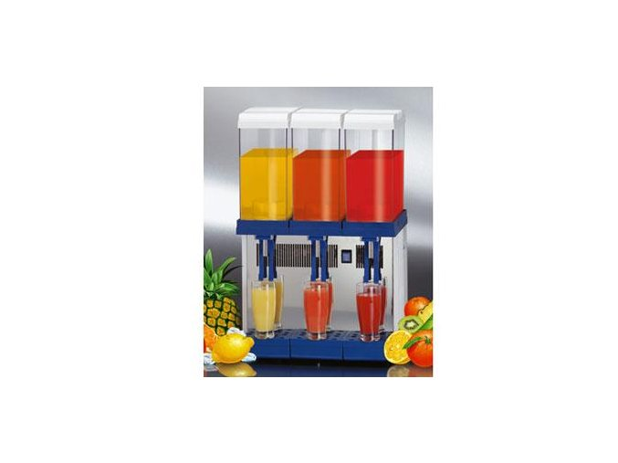 Výrobník a vířič chlazených nápojů Luke Major 3