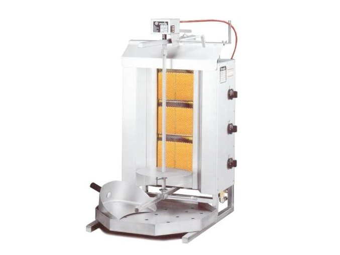 Gyros plynový  GD3/S  POTIS 40kg