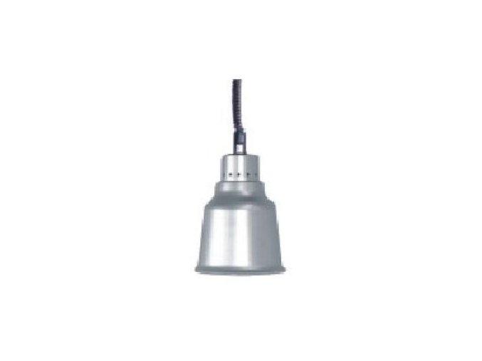 Infra-lampa závěsná - hliník
