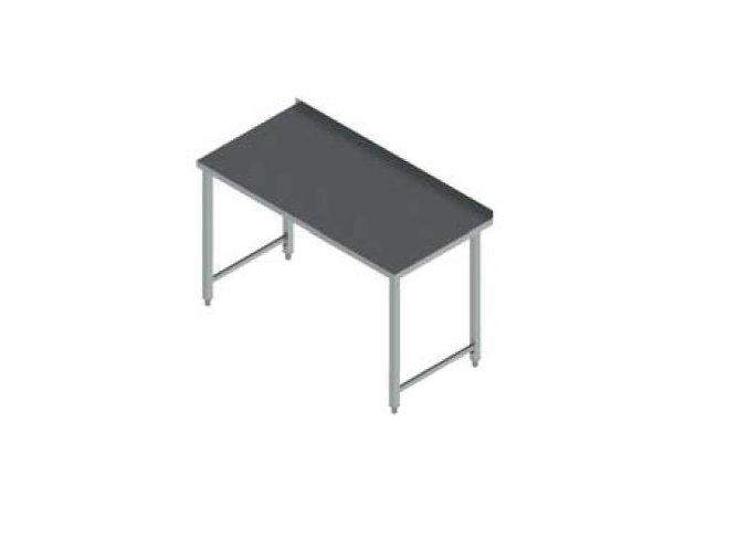 Stůl nerezový