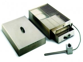 Udící zařízení  s automatickým spalováním FM2
