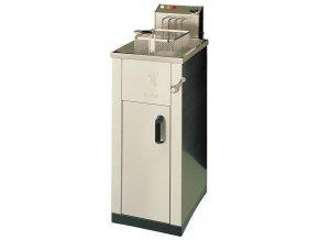 Elektrická vodní skříňová fritéza  FH 17