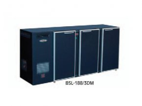Chladící stůl barový BSL-188/3DM