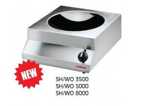 Indukční wok Scholl SH/WO 3500