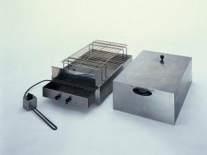 Udící zařízení s automatickým spalováním FM4
