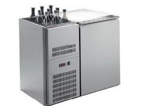 Barový chladící stůl s agregátem RIGD-110E