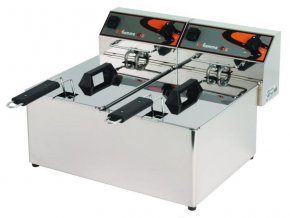 Elektrická fritéza FF-6+6