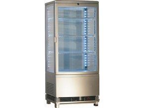 Chladící vitrína NORDline RT 78L - 2R
