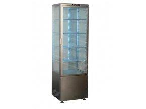 chladící vitrína NORDline RT 235 B