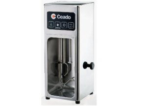 Napěňovač mléka automatický profi nerez F12