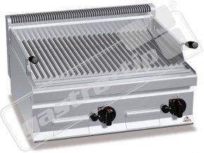 Plynový lávový gril PLG80B