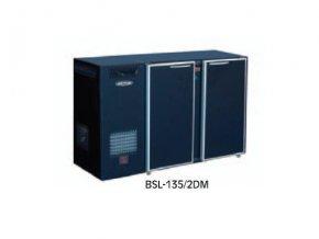 Chladící stůl barový s agregátem BSL-154/2DX