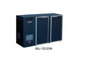 Chladící stůl barový s agregátem BSL-124/2D