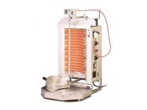 Elektrický gyros gril POTIS  E2  na 30kg masa