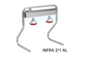 Infra - lampa AL 2/1