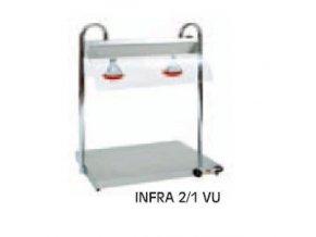 Infra - lampa VU 2/1
