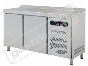 Mrazící stůl Asber 700 - 2 sekce