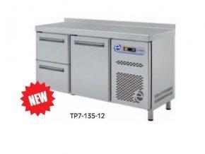 Chladící stůl Asber ETP-7-135-12