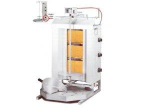 Gyros plynový  GD3/MU  POTIS 40kg