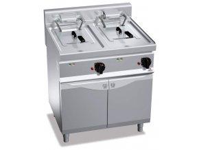 Elektrická fritéza E7F10-8MS
