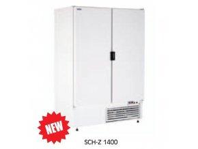 Chladící skříň-plné dveře SCH-Z-1400