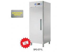 Chladící skříň GN2/1,model SPG-071L