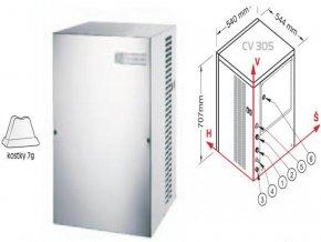 Výrobník nápojového ledu CV 305 W
