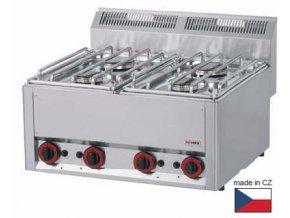 Sporák plynový SP 60 GL